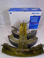 Тормозные колодки задние барабанные ВАЗ 2101-2107 ВИС