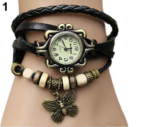 РОЗПРОДАЖ - жіночий годинник браслет (винтажный)