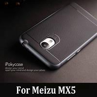 Защитное стекло CHYI+чехол iPaky для Meizu MX5.