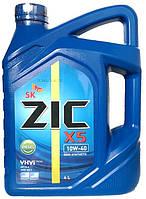 Моторное масло ZIC X5 Diesel 10w40 4л.