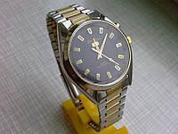 Часы Philip Persio с подсветкой иллюминатор