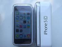 iPhone 5C 8GB WHITE. Новый. NeverLock