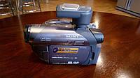 Видеокамера SONY DCR-DVD305 +диски RW+флэшка+сумка