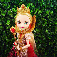 Ever After High Royally Ever After Apple White Кукла Эппл Вайт - Королева
