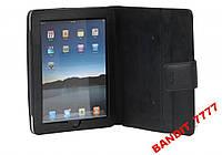 Bluetooth-клавиатура и кожаный чехол для  iPad 2