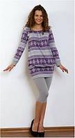 Комплект для дома Shato - 323 (женская одежда для сна, дома и отдыха, домашняя одежда, женские пижамы)