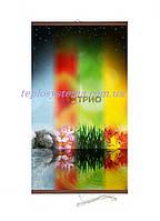 Инфракрасный настенный пленочный обогреватель (картина) 4 СЕЗОНА, Трио Украина