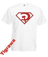 Футболка Superman из СССР USSR 100% хлопок