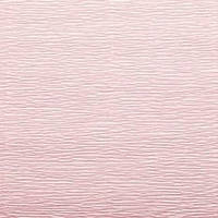 Креп (гофро) бумага 180 гр №548 розовая камелия