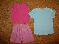 Отличный лот одежды на лето! на девочку 3-4лет