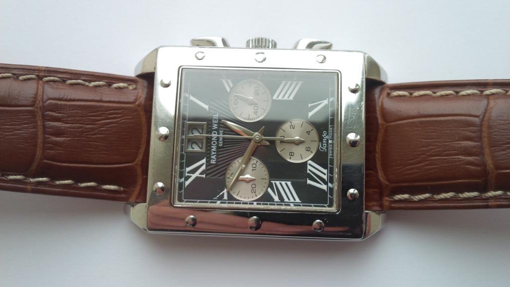 Мужские часы Raymond Weil Tango 4881