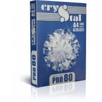 Папір 80г/м2 А4, UPM-Kymmene Crystal Pro 80, 500арк