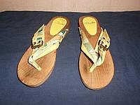 Босоножки Clarks, 39,40 размер, сабо, вьетнамки