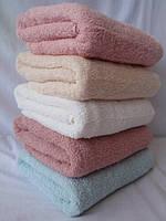 Оригинальное махровое полотенце. Размер: 1,4 x 0,7