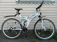 Велосипед двухподвес ZUNDAPP колеса 28 Germany