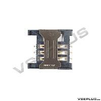 Разъем на SIM карту Lenovo A3000-H IdeaTab / A5000 / A788T
