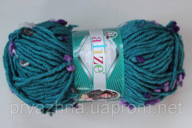 Пряжа для ручного вязания на спицах
