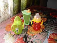 Детские бутылочки с сосками