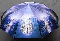 ЗонтыTHREE ELEPHANTS Зонт женский автомат. Атлас.