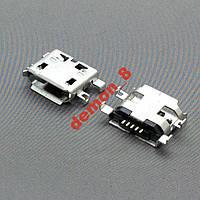 Коннектор зарядки для китайских телефонов №4