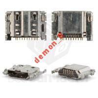 Коннектор зарядки Samsung I9200/I9205/I9300