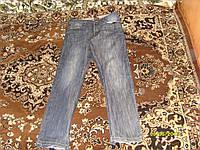 Подростковые узкие прямые джинсы на мальчика