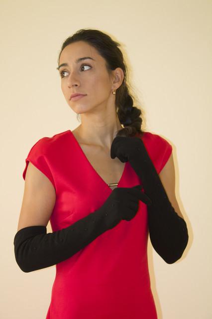 Мечтали купить перчатки до локтя?