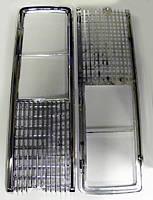 Решетка радиатора Ваз 2103, 2106 хром Автодеталь
