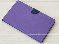 Чехол Mercury Fancy Diary для Samsung Galaxy Tab A 10.1 2016 SM-T580, T585 Purple/Navy