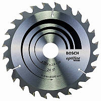 Циркулярный диск Bosch 184x30 24 Optiline