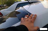 Дефлектор заднего стекла (козырёк) на Фольцваген Поло с 2010> седан ANV air.