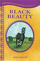 """Книга на английском """"Black Beauty"""", Anna Sewell (адаптированное, иллюстрированное издание)"""