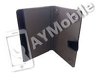 Чехол книжка для планшетов 10 дюймов черный универсальный