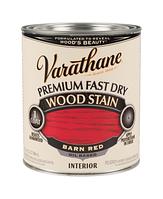 Морилка для дерева на масляной основе,тонирующее масло,цвет красный (Barn Red) Rust Oleum(США), банка 0,946 л.