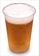Стаканы пивные одноразовые (пиво/квас),480 мл -уп.50 шт.