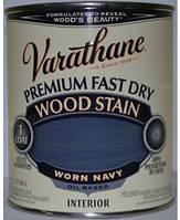 Морилка для дерева на масляной основе,тонирующее масло,цвет состаренный синий Rust Oleum(США), банка 0,946 л.
