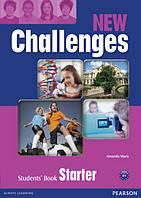 Challenges NEW. Starter
