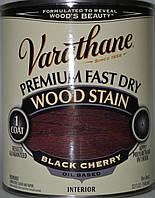 Морилка для дерева на масляной основе,тонирующее масло,цвет  черешня (Blaсk Cherry) Rust Oleum(США), 0,946 л.