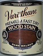 Морилка для дерева на масляной основе,тонирующее масло,цвет тёмный орех(Dark Walnut) Rust Oleum(США), 0,946 л.