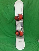 Сноуборд Flow 170 см + кріплення