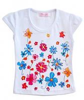 Детская футболка для девочки Подоляночка