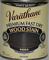 Морилка для дерева на масляной основе,тонирующее масло,цвет цвет кофе (Kona) Rust Oleum(США), 0,946 л.
