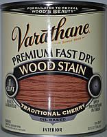 Морилка для дерева на масляной основе,тонирующее масло,цвет вишня (Cherry)  Rust Oleum(США), 0,946 л.