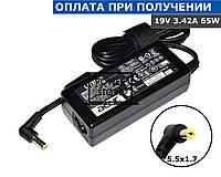 Зарядка зарядне для ноутбука ACER 19V 3.42A 65W 5.5x1.7