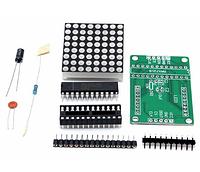 Светодиодная матрица.Модуль MAX7219.Комплект
