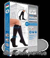 Хлопчатобумажные антиварикозные гольфы UNISEX Travel 140 DEN с компрессией 18-21 мм рт.ст.Tiana