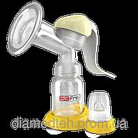 Механический помповый молокоотсос Dr.Frei GM-10