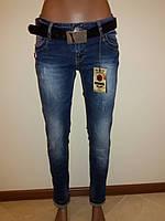 Джинсы женские модные Sessanta 4133