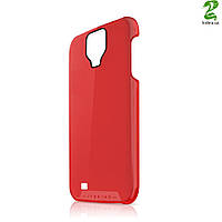 ITSKINS The new Ghost for Samsung Galaxy S4 Red (SGS4-TNGST-REDD)