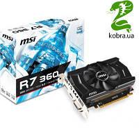 AMD Radeon R7 360 2Gb GDDR5 MSI (R7 360 2GD5 OCV1)